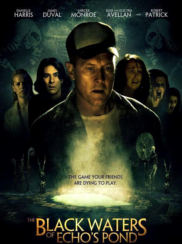 Watch Movie The Black Waters of Echo's Pond