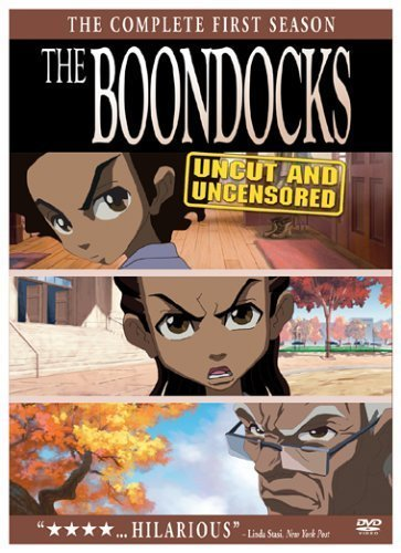 Watch Movie The Boondocks - Season 1