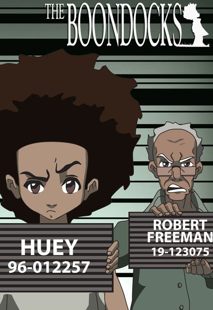 Watch Movie The Boondocks - Season 2