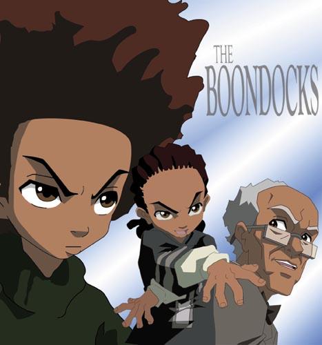 Watch Movie The Boondocks - Season 3