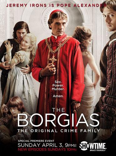 Watch Movie The Borgias - Season 1