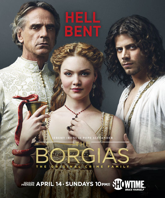 Watch Movie The Borgias - Season 3