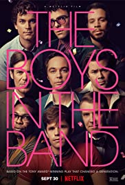 Watch Movie The Boys in the Band (2020)