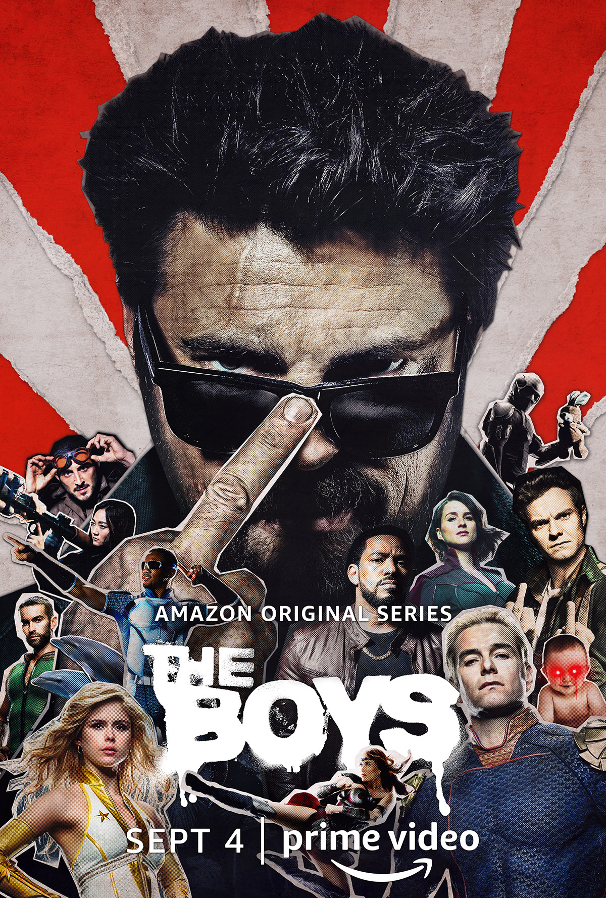 Watch Movie The Boys - Season 2