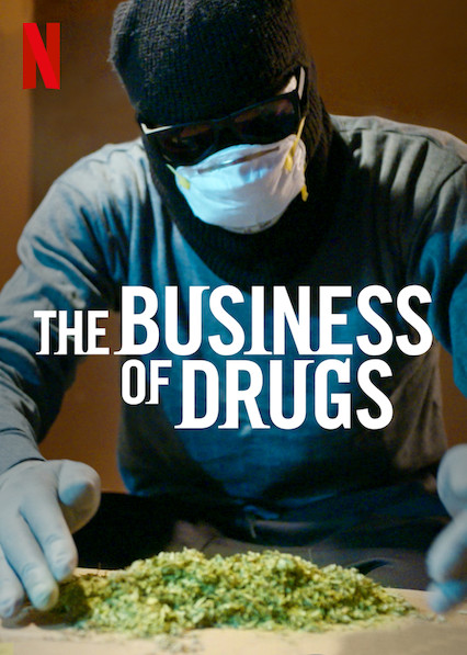 Watch Movie The Business of Drugs - Season 1