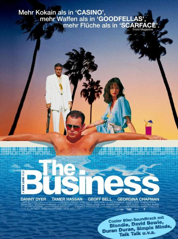 Watch Movie The Business