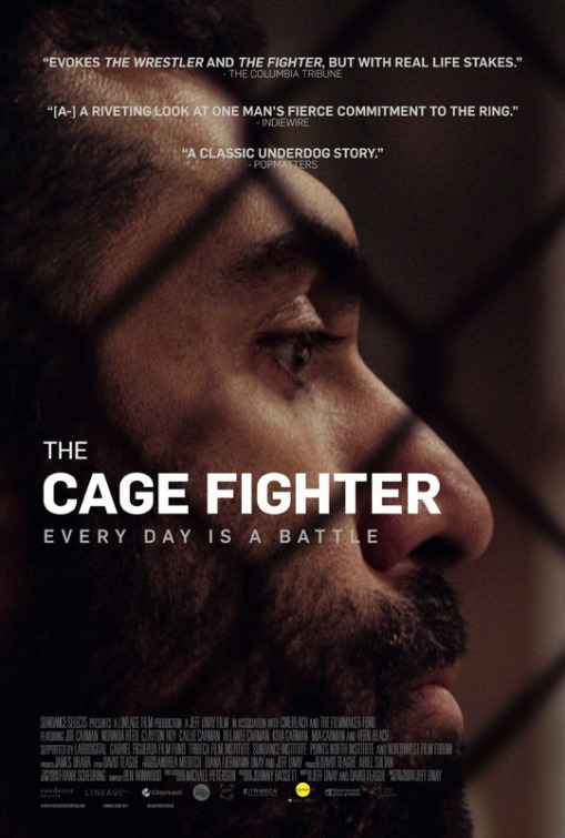 Watch Movie The Cage Fighter