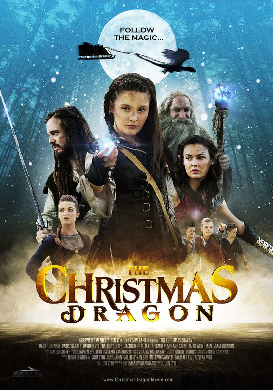 Watch Movie The Christmas Dragon