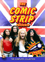 Watch Movie The Comic Strip Presents...