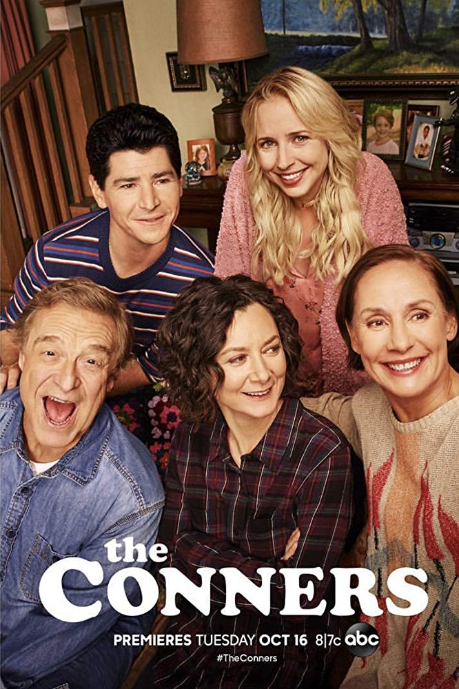 Watch Movie The Conners - Season 2