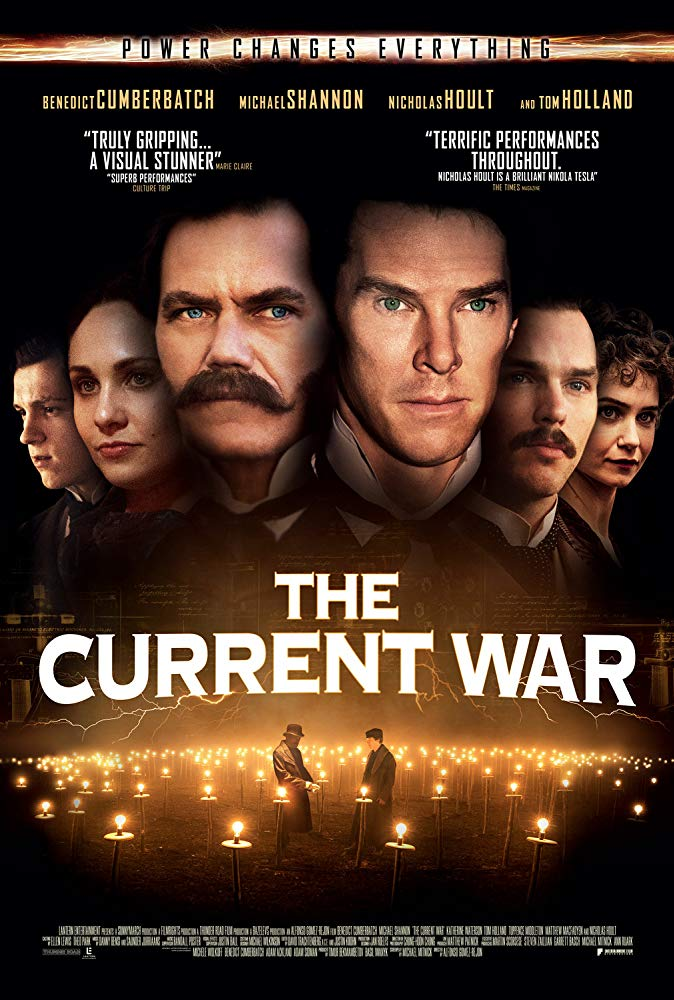 Watch Movie The Current War