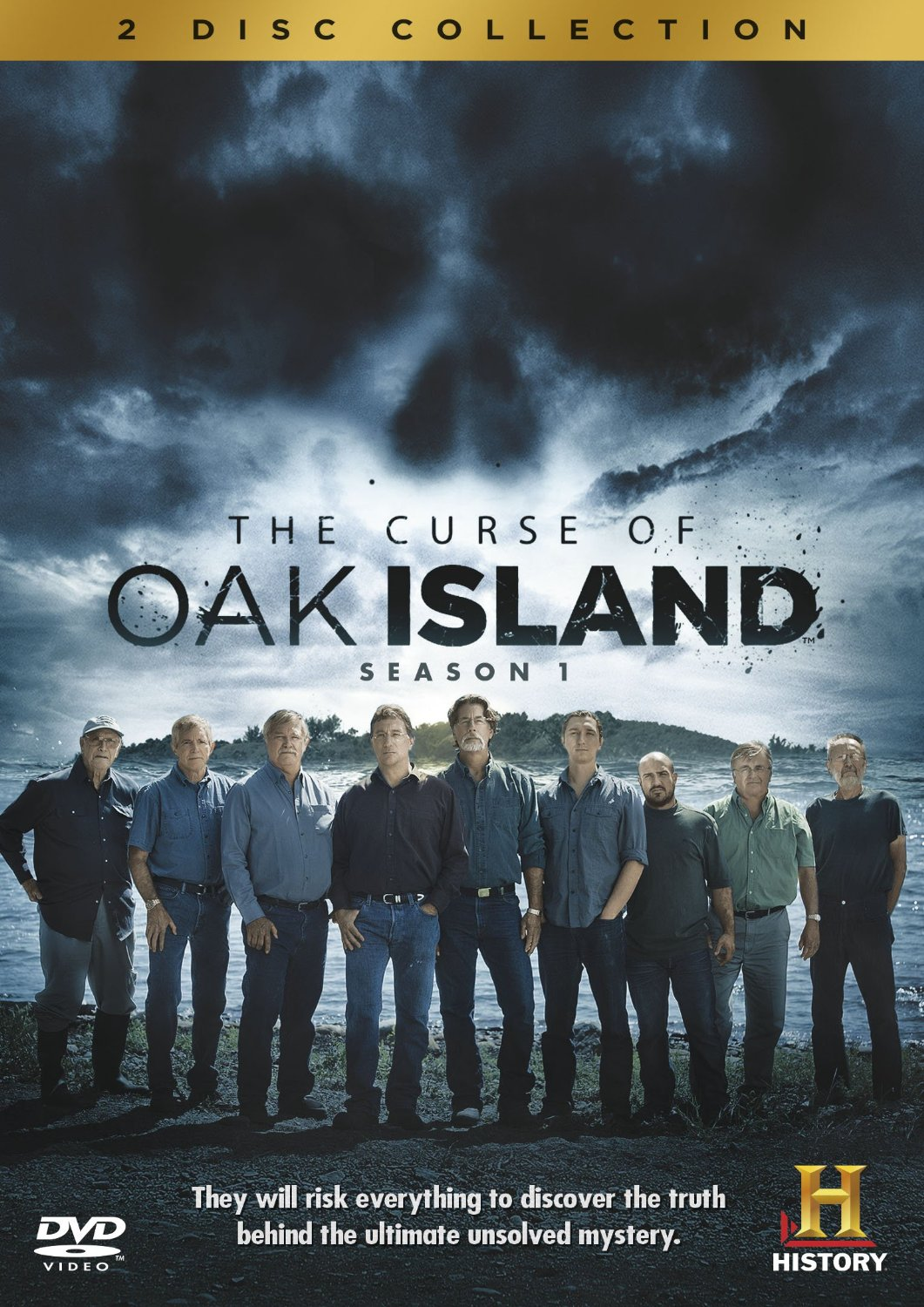 Watch Movie The Curse of Oak Island: Drilling Down - Season 2