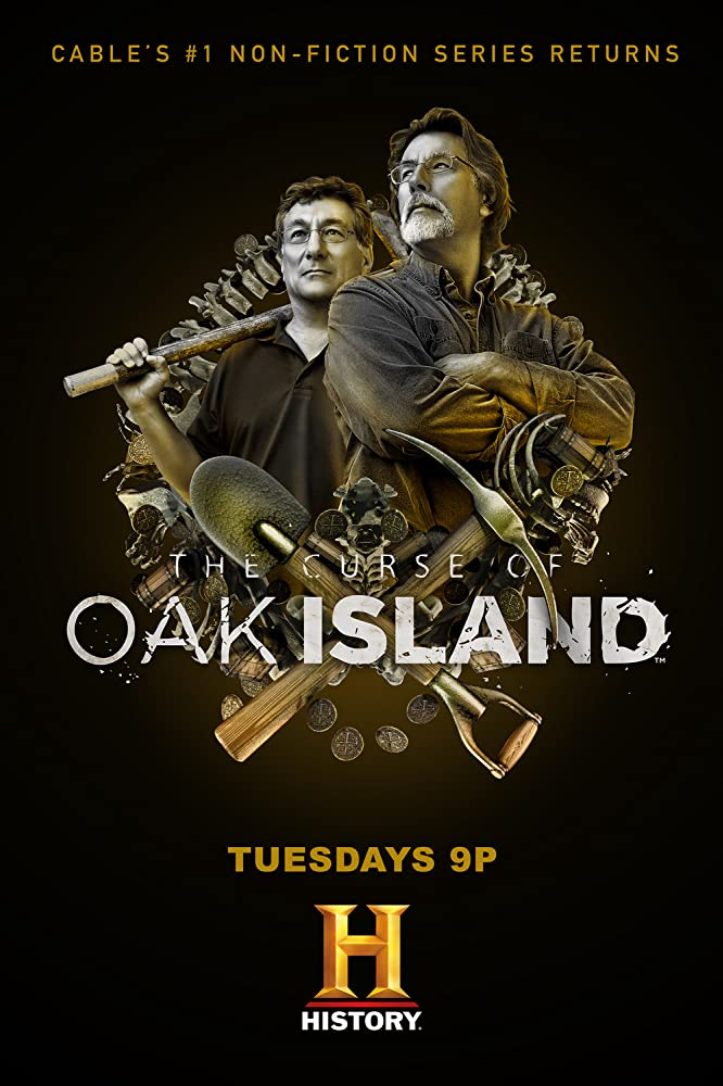 Watch Movie The Curse of Oak Island - Season 2