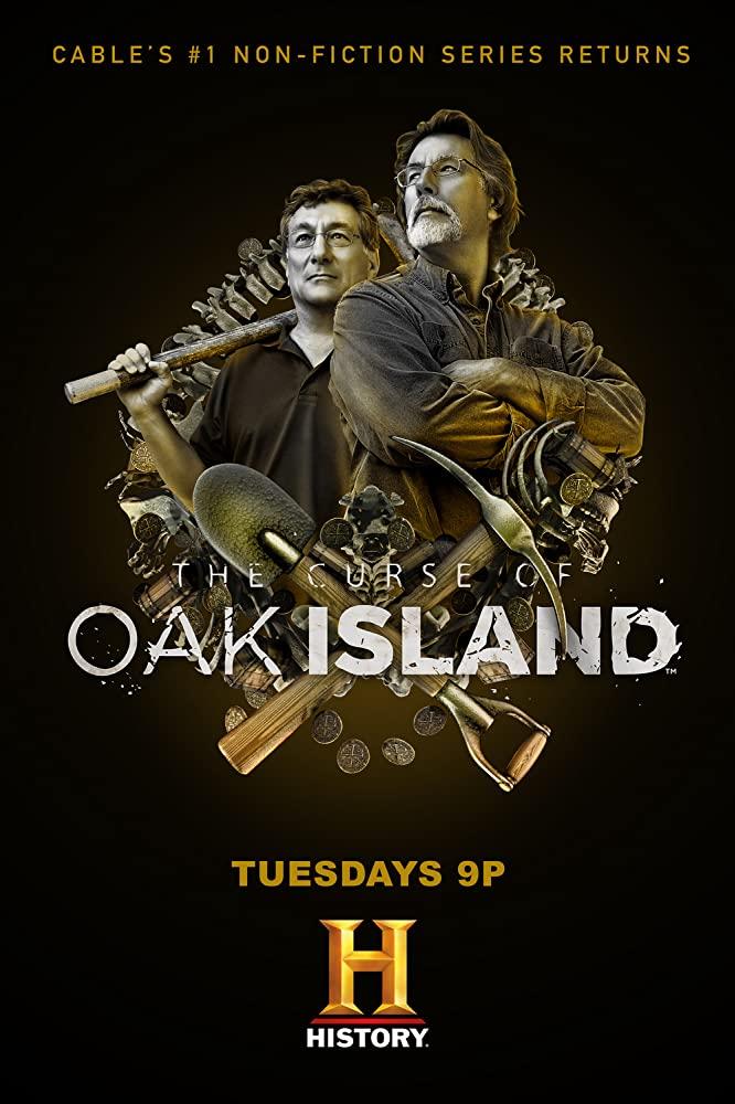Watch Movie The Curse of Oak Island - Season 7