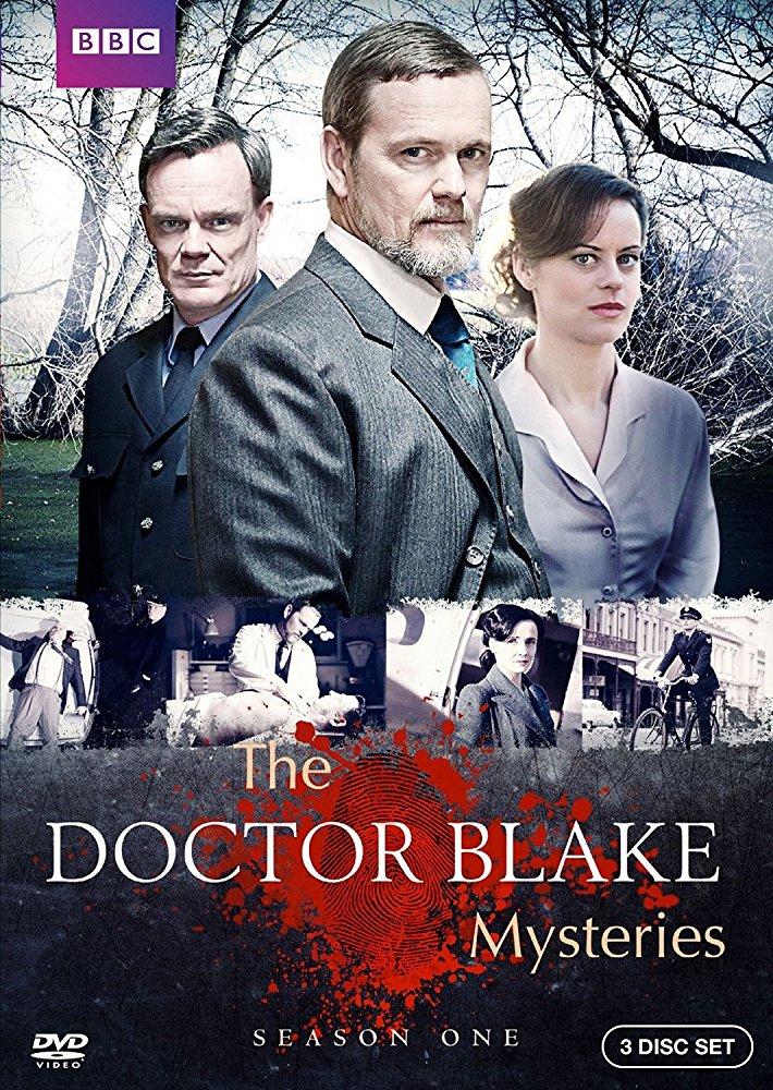 Watch Movie The Doctor Blake Mysteries - Season 3