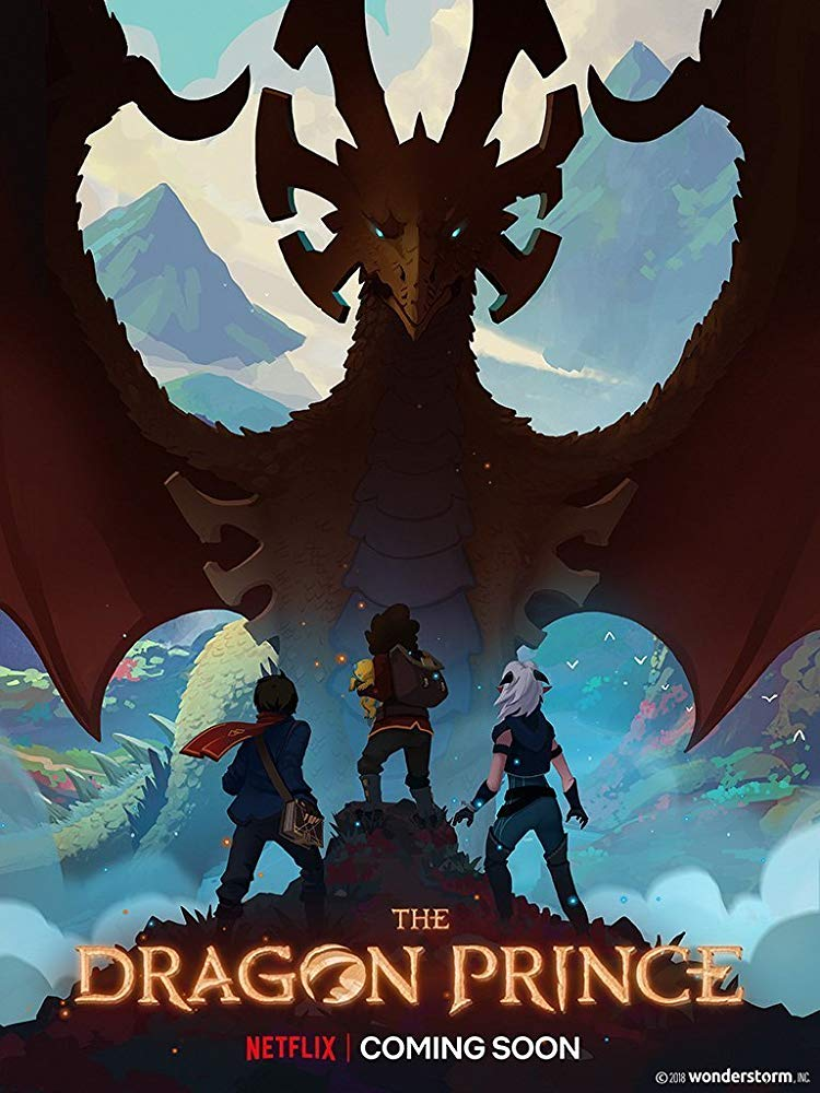 Watch Movie The Dragon Prince - Season 3