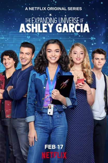 Watch Movie The Expanding Universe of Ashley Garcia - Season 1