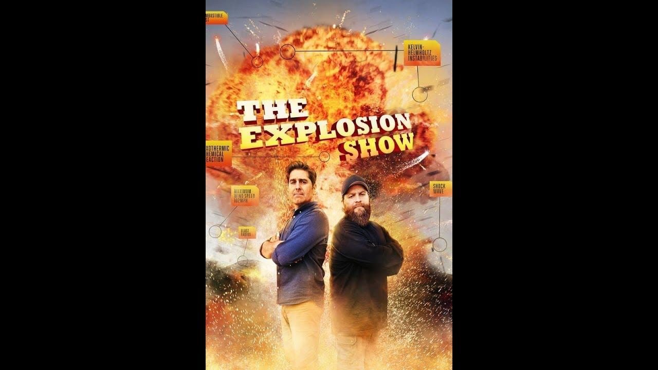 Watch Movie The Explosion Show - Season 1