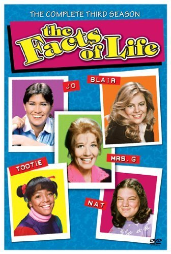 Watch Movie The Facts of Life - Season 3