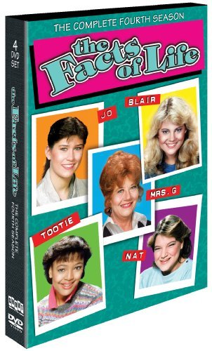 Watch Movie The Facts of Life - Season 4