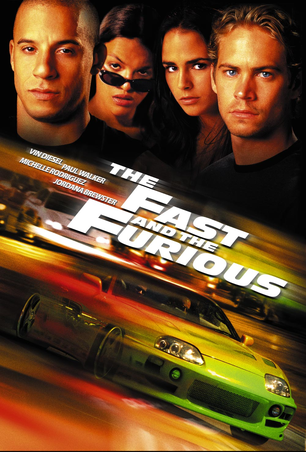 Watch Movie The Fast And The Furious