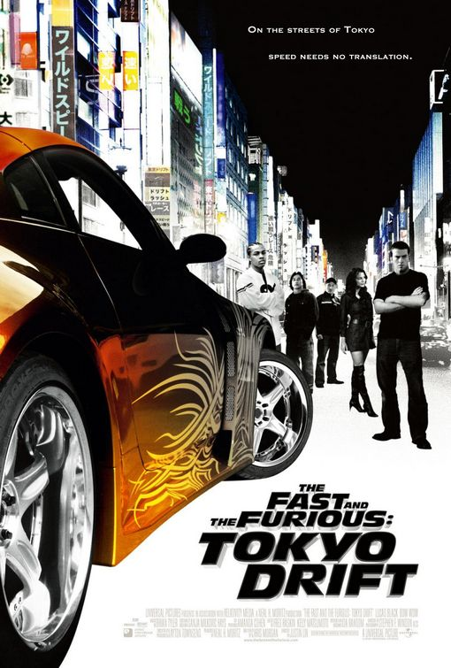 Watch Movie The Fast And The Furious: Tokyo Drift