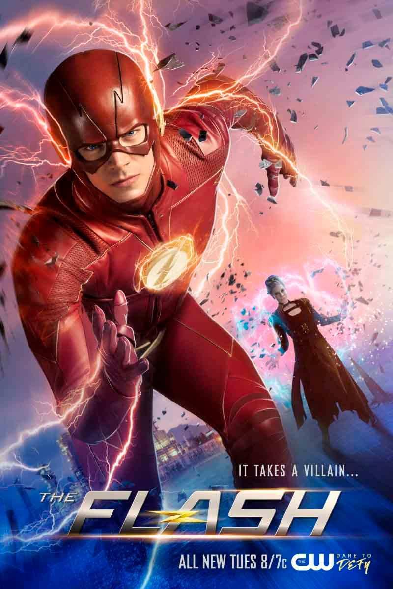 Watch Movie The Flash - Season 5