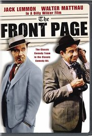 Watch Movie The Front Page