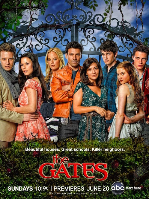 Watch Movie The Gates - Season 1