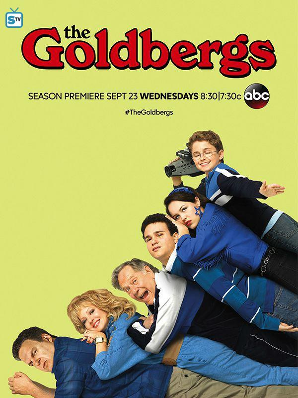 Watch Movie The Goldbergs - Season 3
