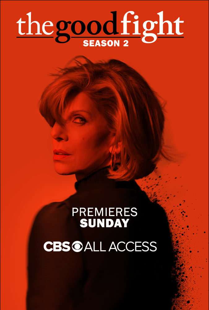 Watch Movie The Good Fight - Season 2
