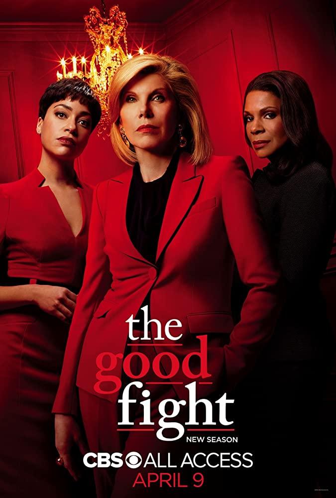 Watch Movie The Good Fight - Season 4