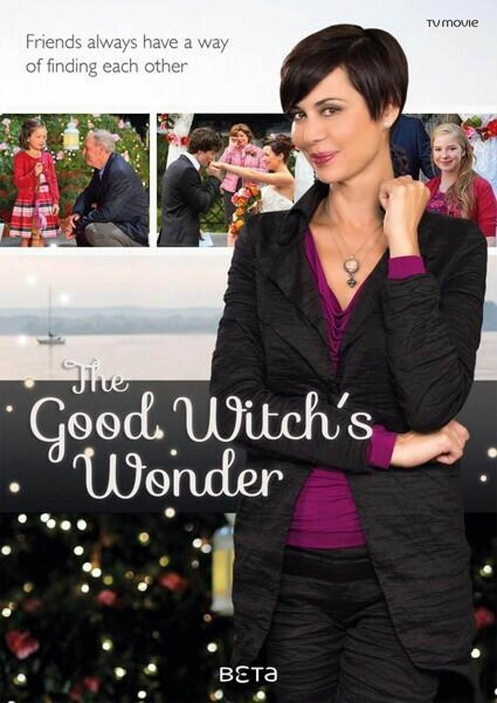 Watch Movie The Good Witch's Wonder