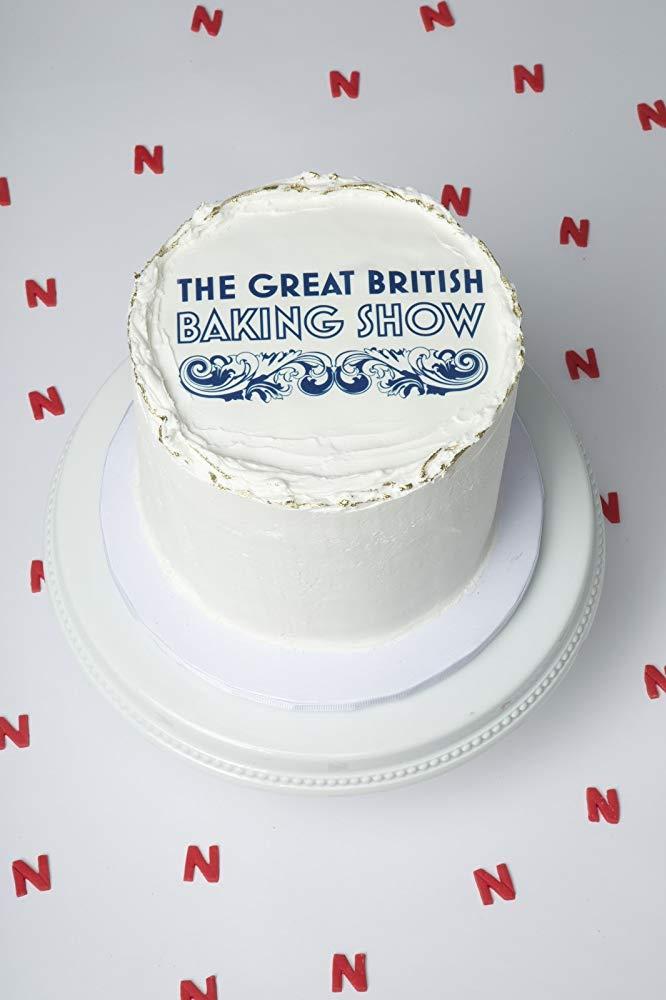 Watch Movie The Great British Baking Show - Season 4