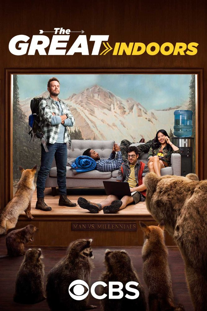 Watch Movie The Great Indoors - Season 1