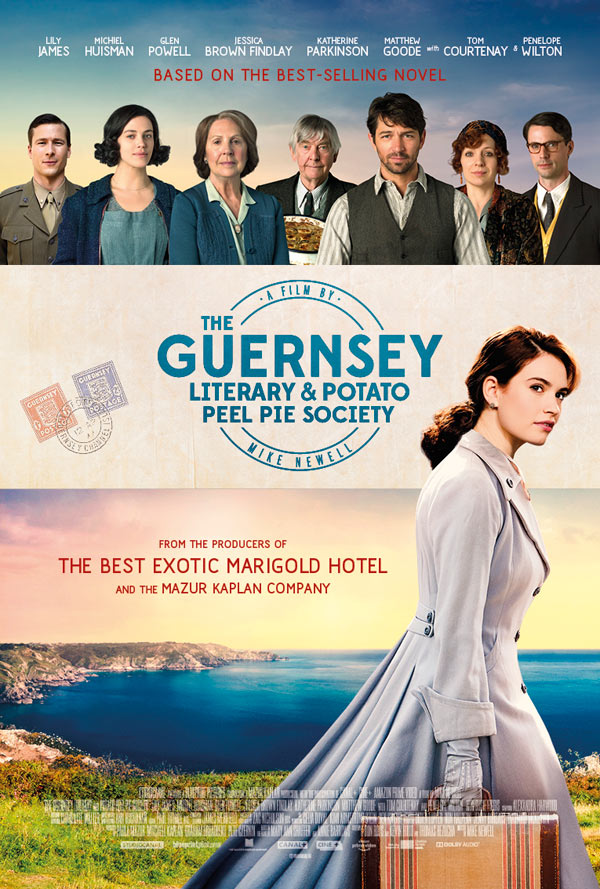 Watch Movie The Guernsey Literary and Potato Peel Pie Society