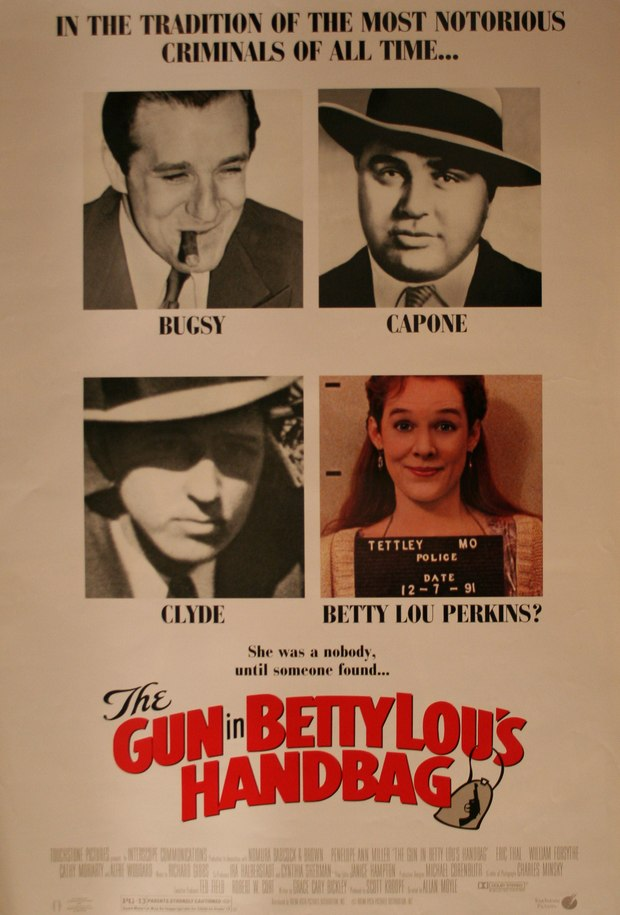 Watch Movie The Gun in Betty Lou's Handbag