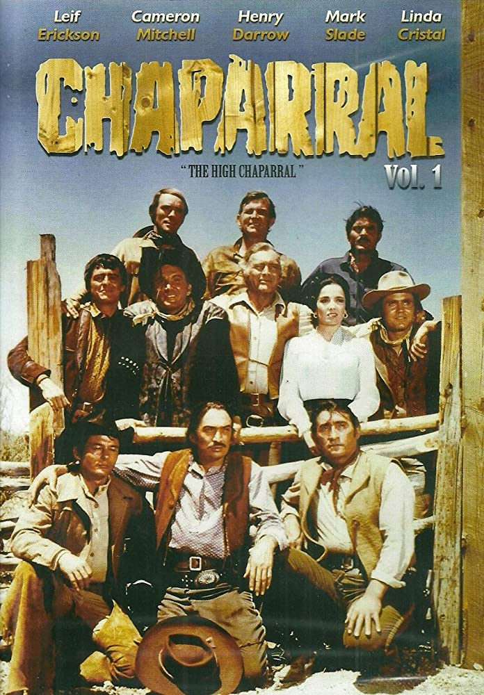Watch Movie The High Chaparral - Season 4