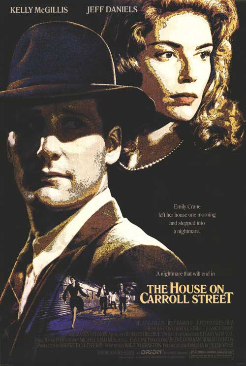 Watch Movie The House on Carroll Street