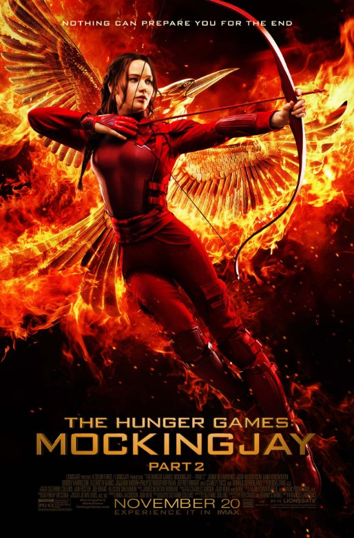 Watch Movie The Hunger Games: Mockingjay - Part 2