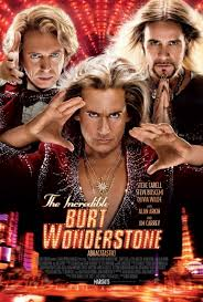 Watch Movie The Incredible Burt Wonderstone