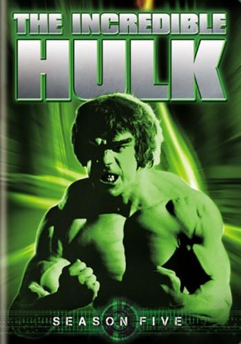 Watch Movie The Incredible Hulk - Season 5