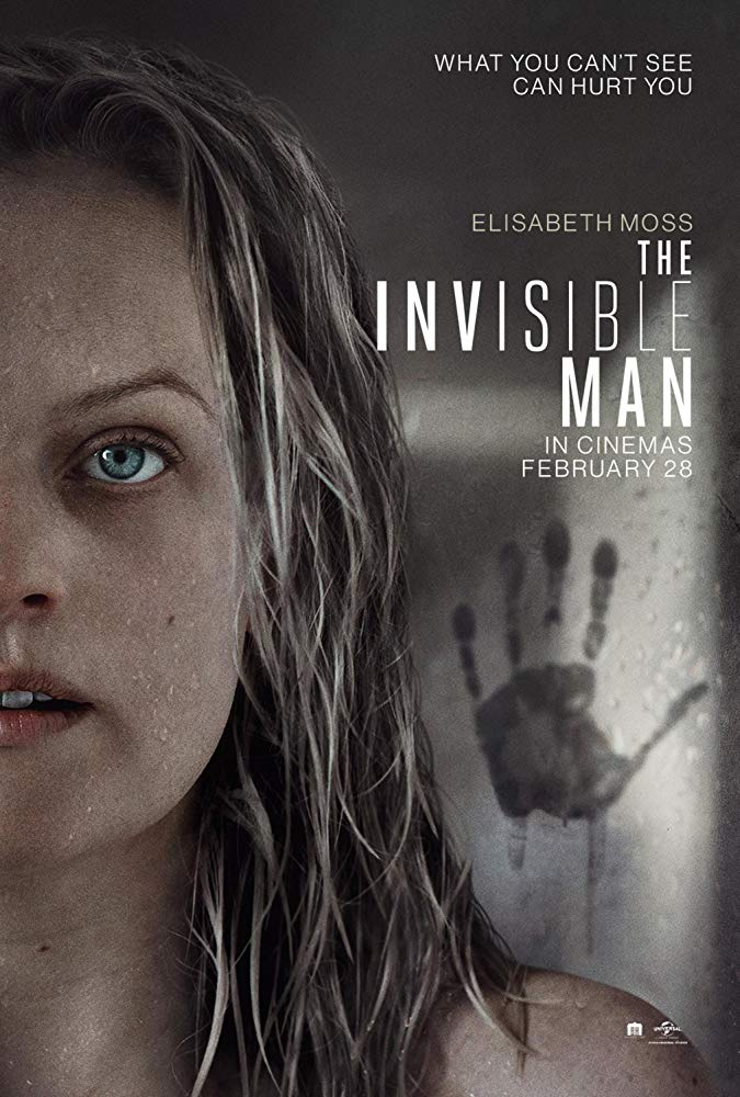 Watch Movie The Invisible Man (2020)