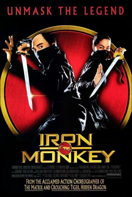 Watch Movie The Iron Monkey