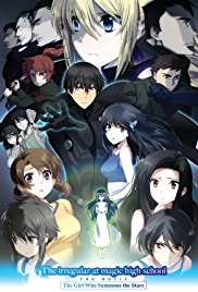 Watch Movie The Irregular at Magic High School: The Movie - The Girl Who Summons the Stars