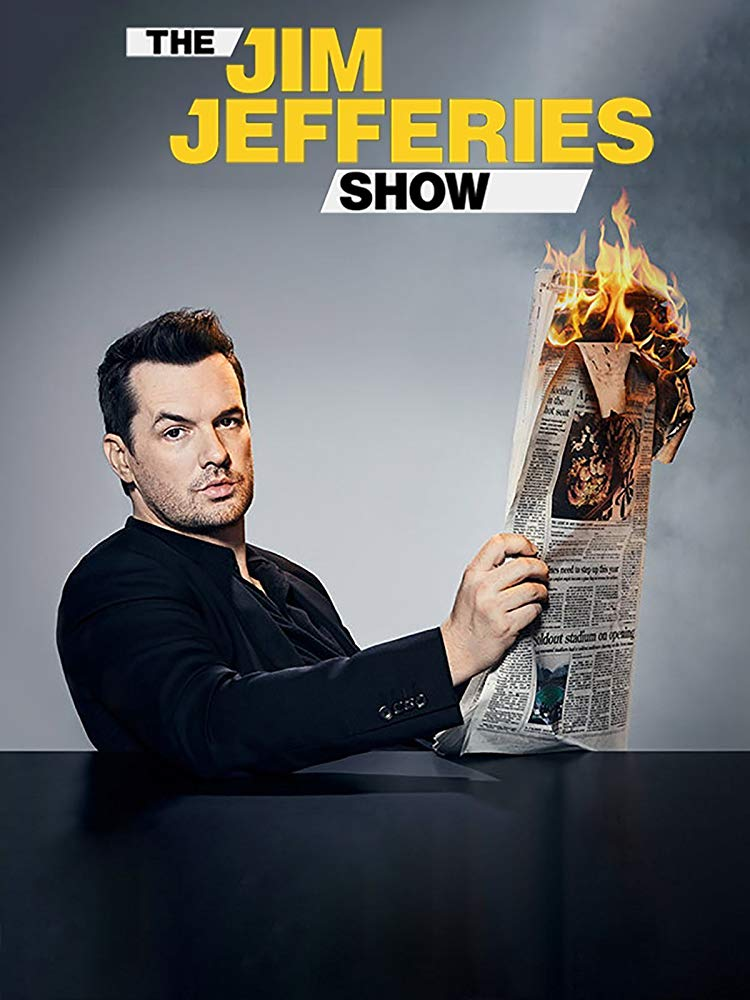 Watch Movie The Jim Jefferies Show - Season 3