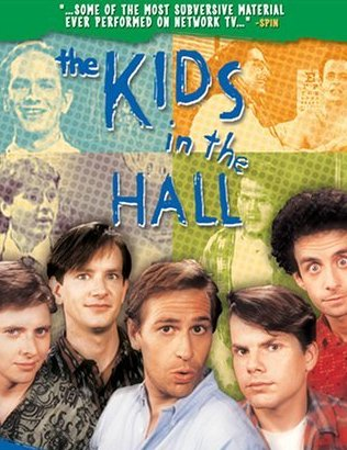 Watch Movie The Kids in the Hall - Season 3