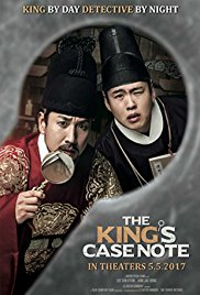 Watch Movie The King's Case Note