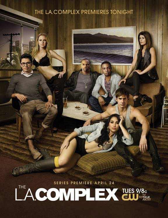 Watch Movie The LA Complex - Season 1