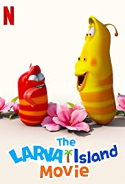 Watch Movie The Larva Island Movie
